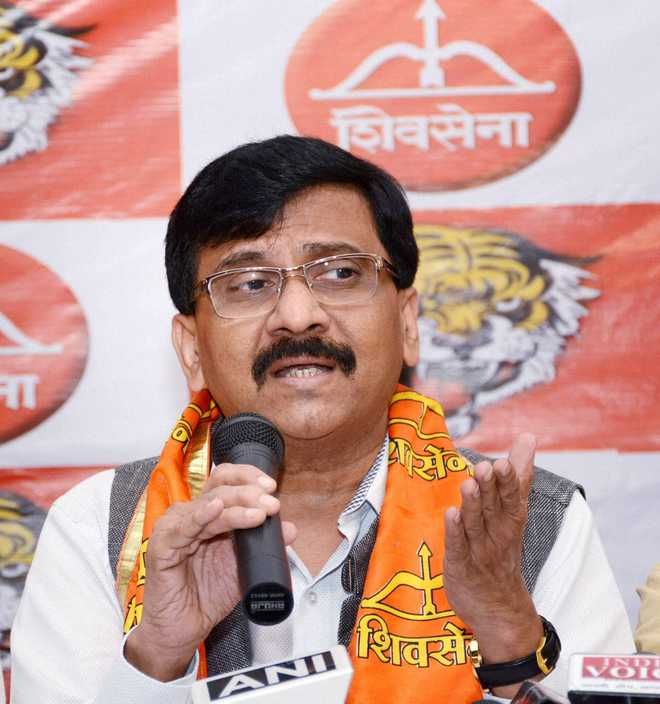 'Dirty politics' on to destabilise Maharashtra govt: Sanjay Raut