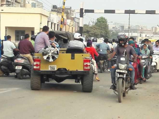 Dhakoli area of Zirakpur declared containment zone as Covid cases surge