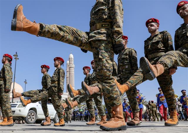 Battle for Yemen desert city now a key to Iran, US tension