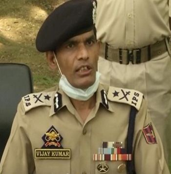Ensure hassle-free movement of  medical staff: Kashmir IGP