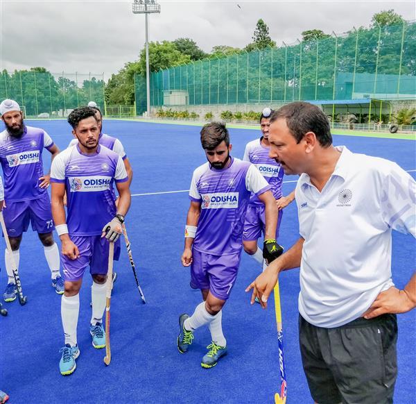 Harendra Singh named head coach of US men's hockey team