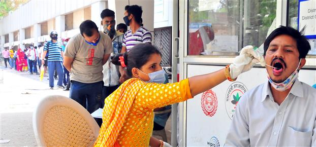India records 2.34 lakh fresh covid cases, 1,341 deaths