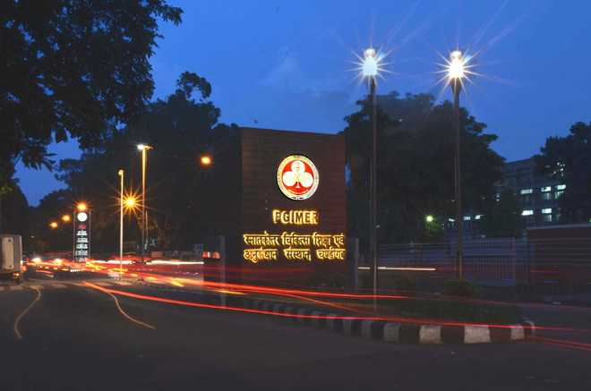 As Covid cases spike, PGI suspends physical OPDs from Monday