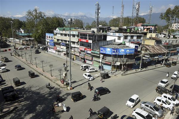 COVID-19 surge: Restrictions in place across J-K to curb spread