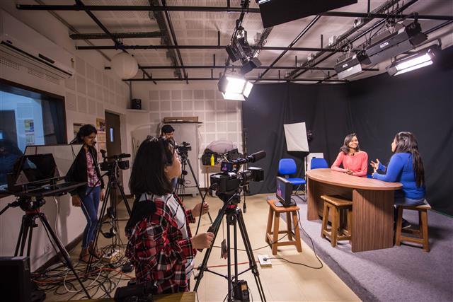 Bachelor's in mass communication at ASU