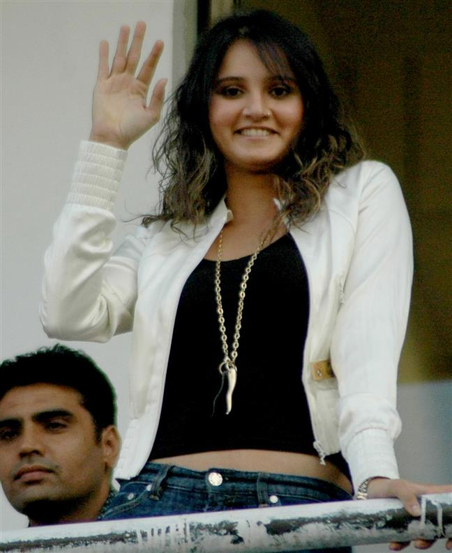 Sania Mirza included in TOPS after gap of four years
