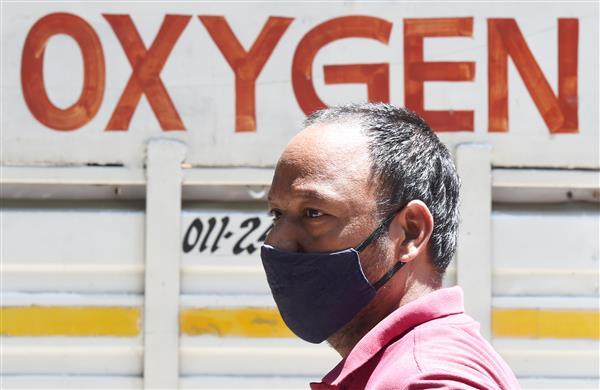 Delhi's Sir Ganga Ram Hospital receives 2 tonnes of liquid oxygen