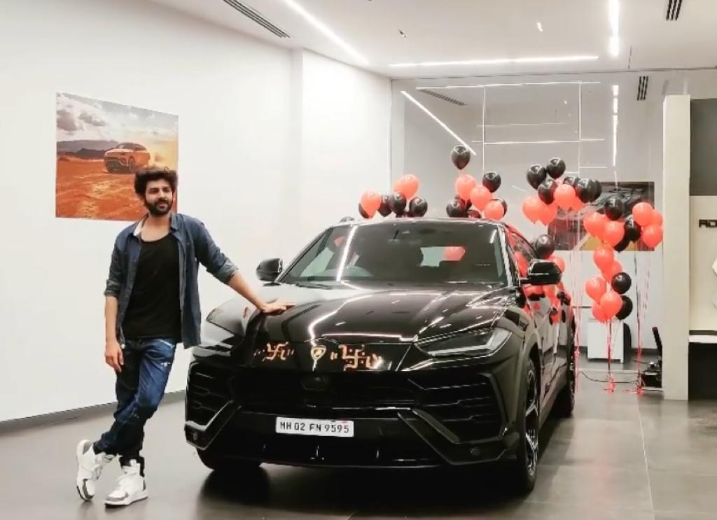 Kartik Aaryan buys Lamborghini Urus worth 4.5 crore after testing COVID- 19 negative; check out hilarious post