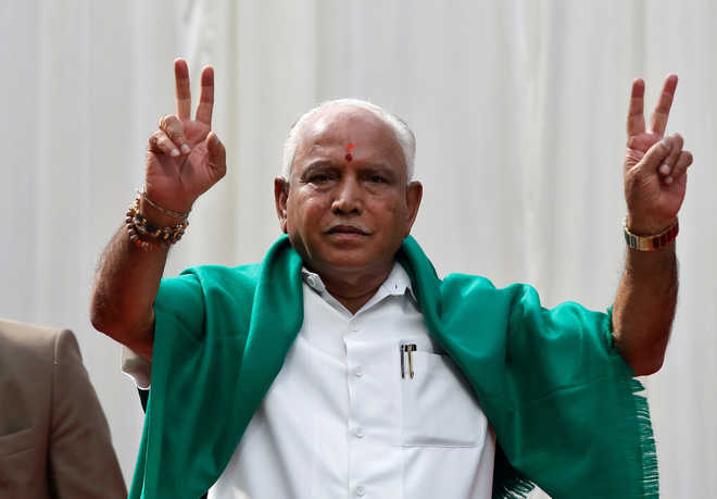 SC stays proceedings in corruption case against CM Yediyurappa