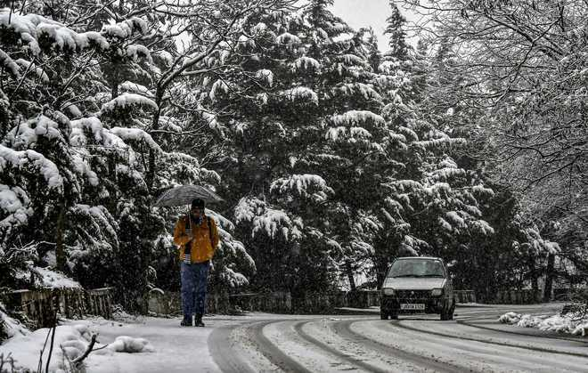 Another spell of rain, snow likely in Jammu and Kashmir, Ladakh