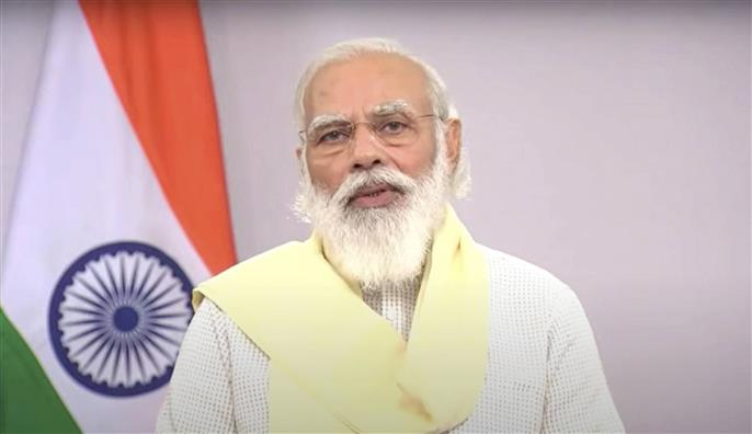 PM Modi interacts with students in virtual edition of 'Pariksha Pe Charcha'