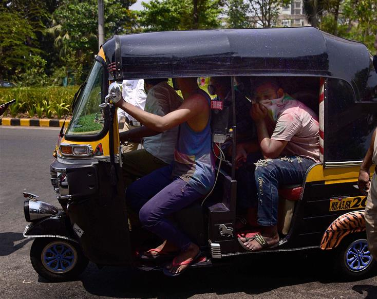 Music systems set to go under proposed MP autorickshaw rules