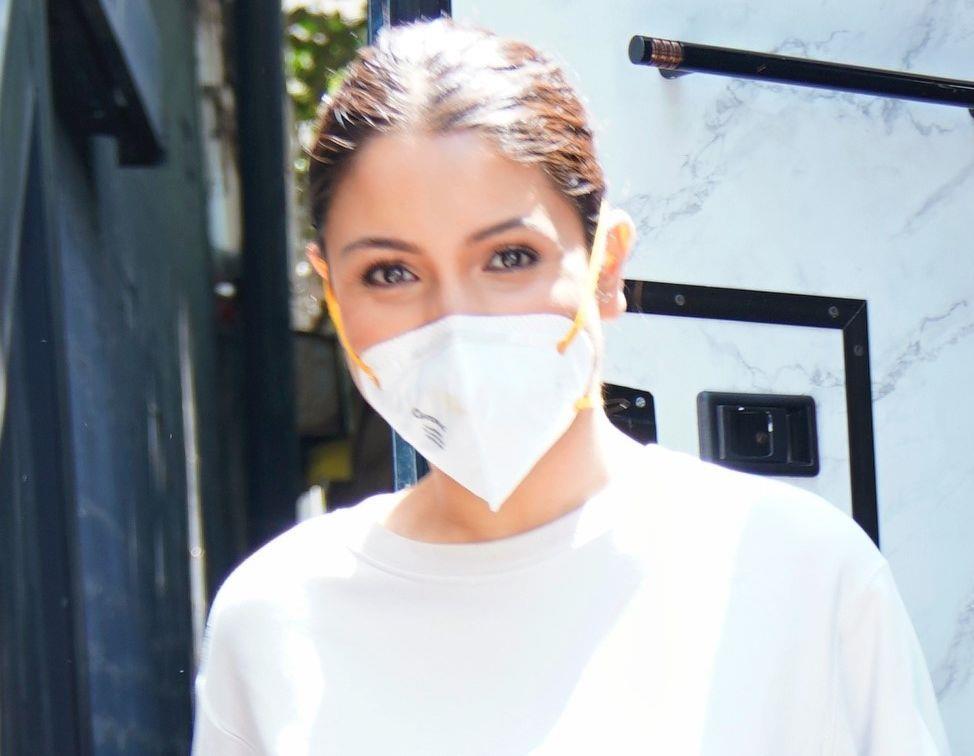Anushka Sharma back to work post pregnancy