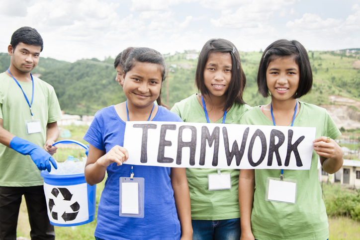 Over 11,000 volunteering internships launched on Earth Day