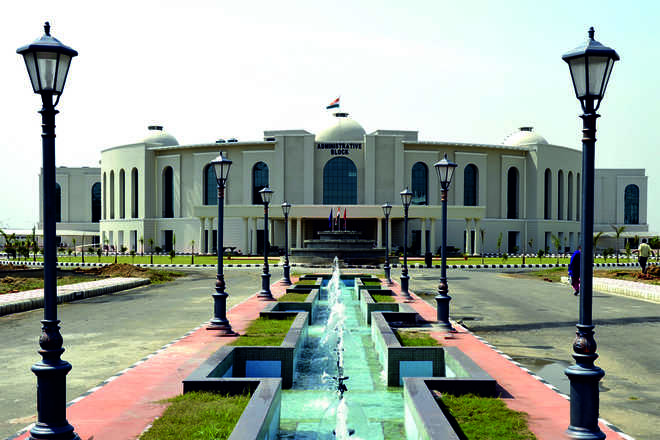 Law university Patiala without regular registrar for over two years
