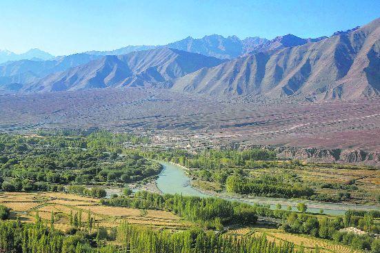 Rebuild Indo-Pak ties with Indus Water Treaty