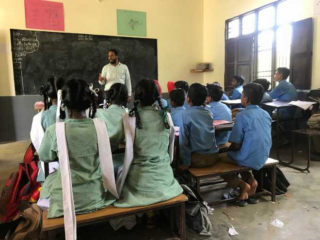 No Class X exam in Punjab