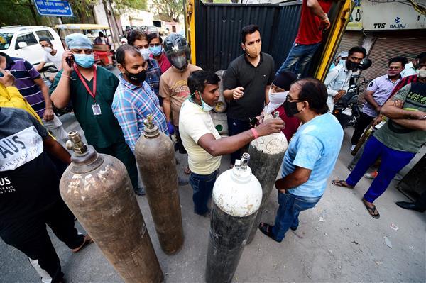 Kejriwal says Centre has raised Delhi's oxygen quota