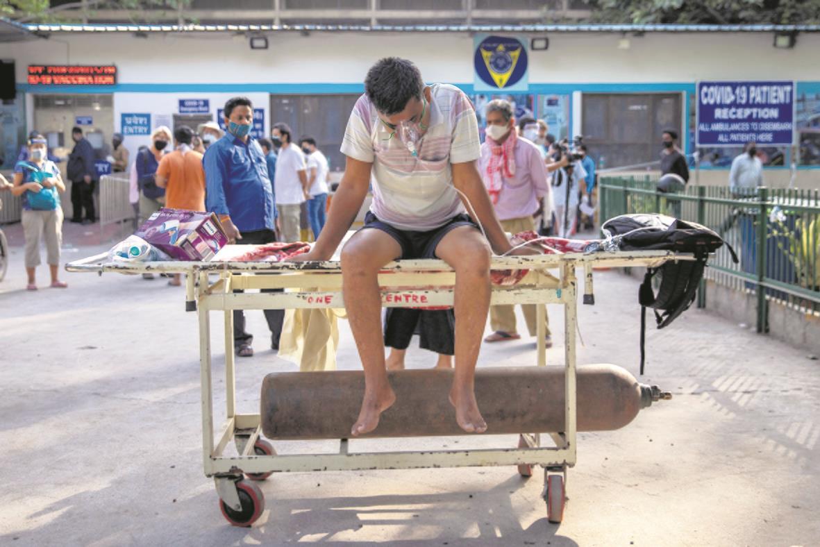 No one cares for healthcare, writes Gul Panag