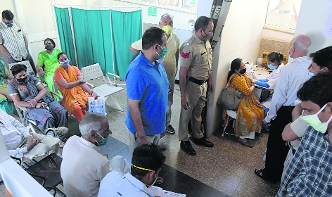 Panchkula clocks pandemic's highest single-day surge