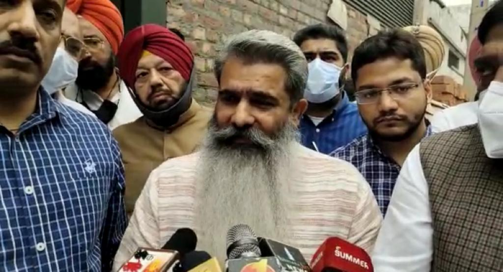 Punjab ministers visit roof collapse site which left 4 dead in Ludhiana; assure strict action