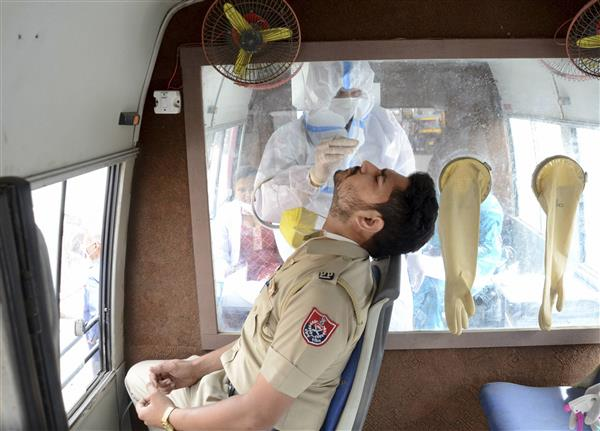 58 more die in Punjab as India sees 81,466 new Covid cases