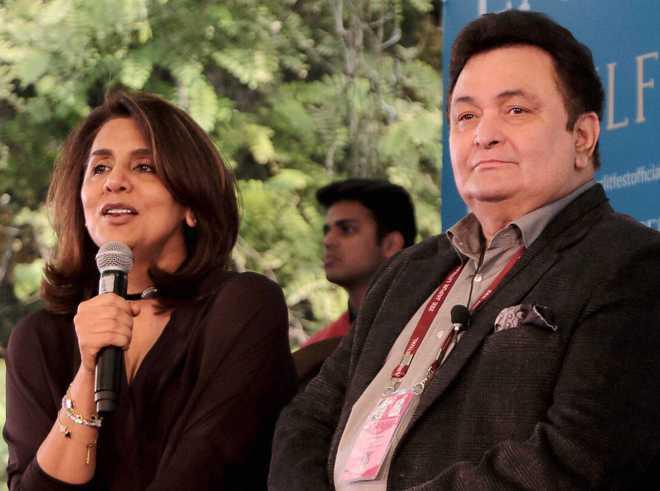 Life will never be the same, says Neetu Kapoor on Rishi Kapoor's death anniversary