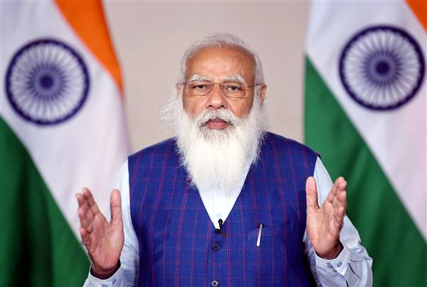 Committed to adequate COVID-19 vaccine supplies: PM Modi as daily cases top 1.84 lakh