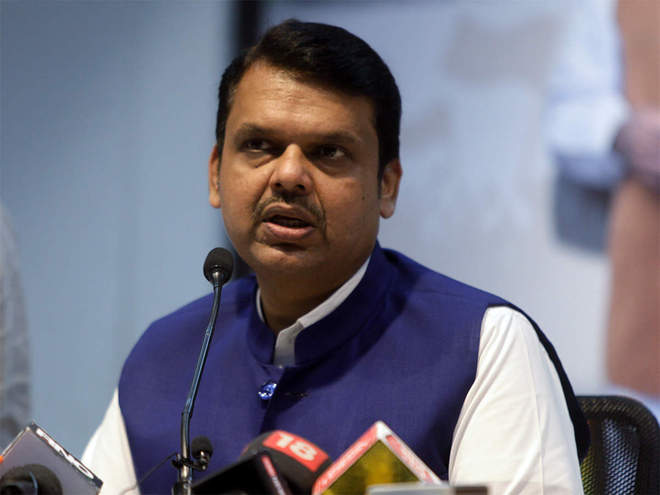 Sena MLA says he wants to stuff coronavirus in Fadnavis' mouth