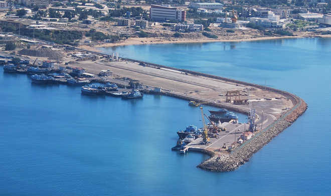 India has accelerated work on Chabahar Port, likely to be declared operational by May: US Congressional report