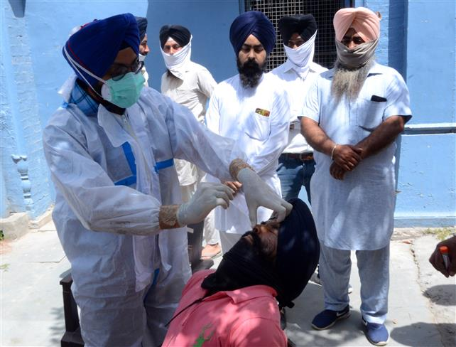 Covid surge: Centre says ICU bed capacity fast exhausting in Punjab's red districts