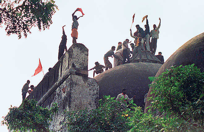Judge who gave Babri case verdict is appointed 'Up-lokayukta'