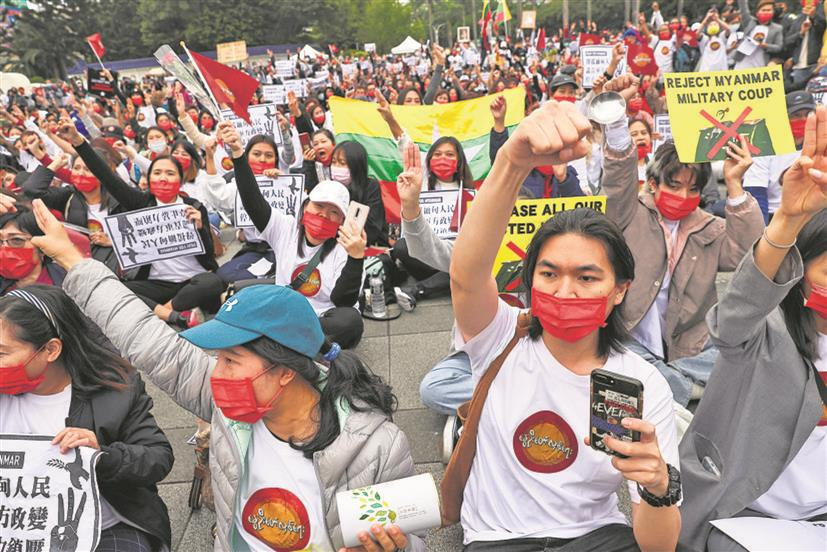 The Myanmar muddle