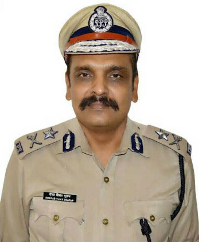 Punjab IG Kunwar Vijay Pratap Singh firm on resignation