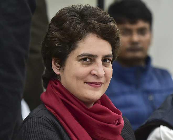 Centre's Covid vaccine strategy 'abject failure': Priyanka Gandhi