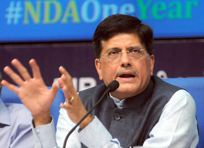 DBT deadlock: Piyush Goyal to meet Punjab food minister on Thursday