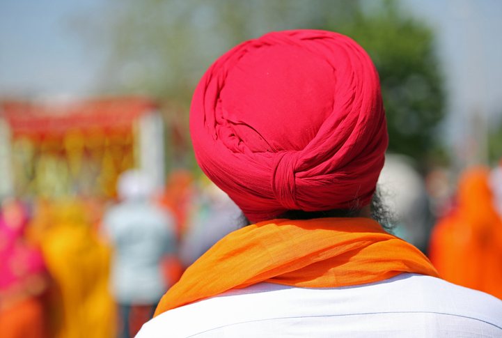 In US, April is Sikh awareness month