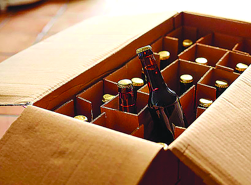 Five booked for bootlegging
