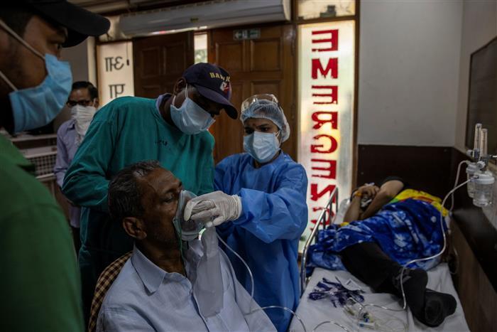Have few hours of oxygen left, say 2 Delhi hospitals