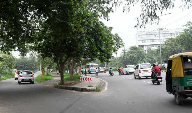 Chandigarh Traffic Police announces new speed limits