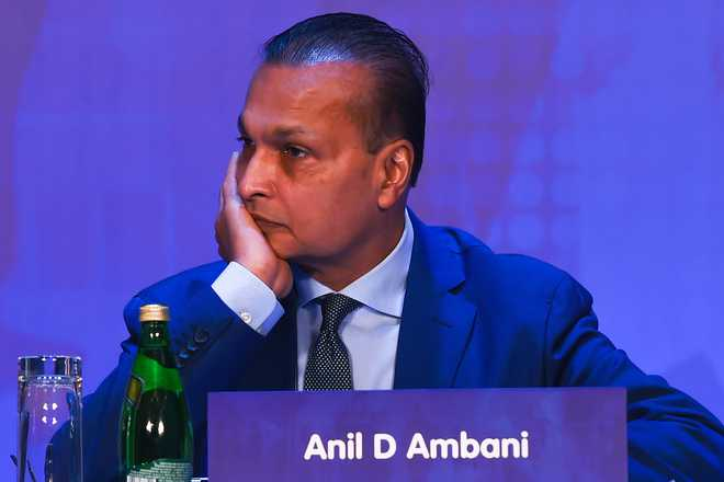 Anil Ambani's son Anmol lashes out against lockdowns; says it is only about control not health