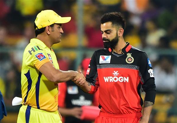 IPL 2021: It's Dhoni vs Kohli in clash of table-toppers