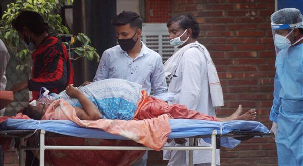 COVID-19: Delhi records 10,774 fresh cases, highest single-day spike