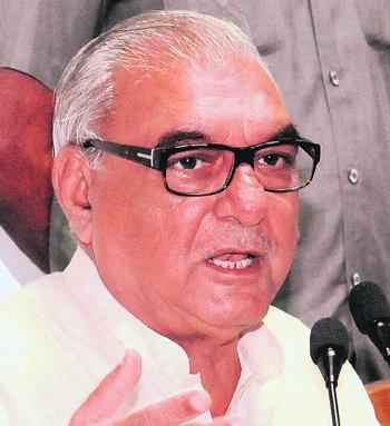 People not guinea pigs: Bhupinder Singh Hooda to Haryana CM