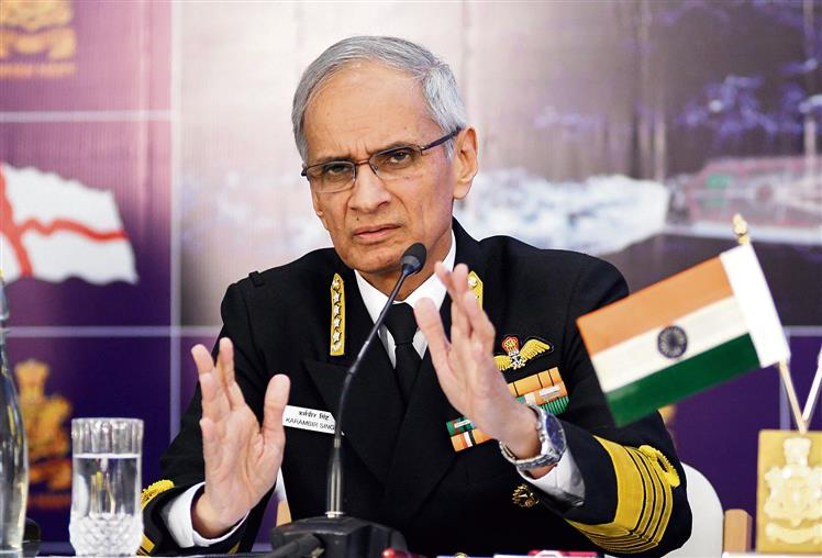 Quad navies can come together if need arises, says Navy Chief