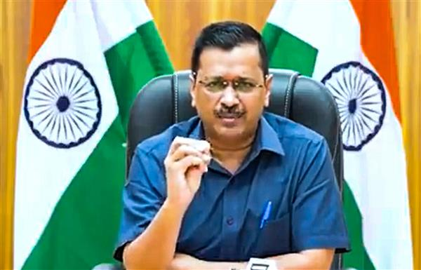 Yet to receive vaccines, so don't queue up outside inoculation centres: Kejriwal