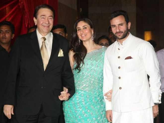 Kareena Kapoor Khan's father Randhir makes a 'boo-boo', shares picture of 2nd grandchild; screenshots viral