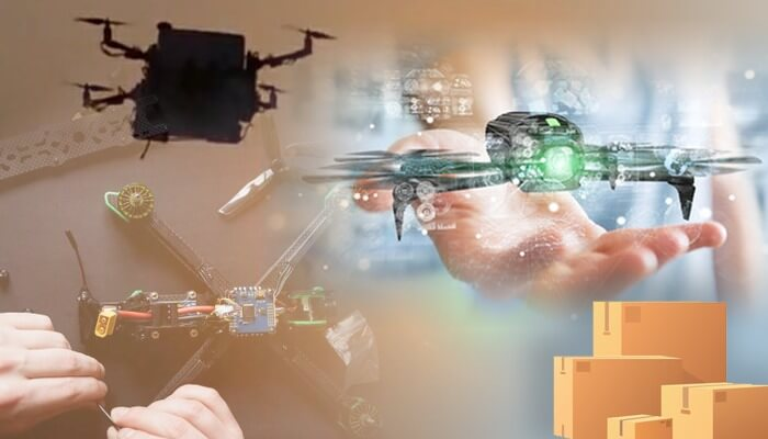IIIT Hyderabad researcher designs flexible drone