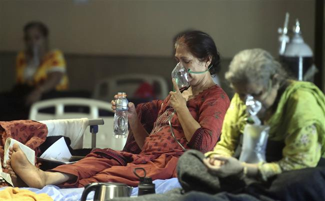 Centre raps Kejriwal govt for failure to resolve logistical issues to procure oxygen