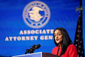 Vanita Gupta scripts history as first Indian-American to be US' associate attorney general